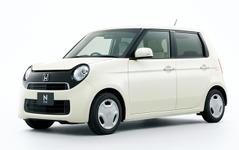 軽自動車販売、3位ホンダは31.3%増の21万2240台…2013年上半期ブランド別 画像