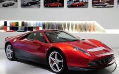 【グッドウッド13】エリック・クラプトンのワンオフフェラーリ「今まで注文した中で最高の1台」 画像