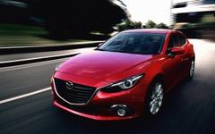 マツダ アクセラ 新型、米国仕様の燃費判明…高速燃費は17km/リットル 画像