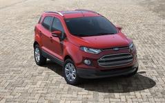 フォードの新SUV、エコスポーツ 新型…インド受注が2週間で3万台突破 画像