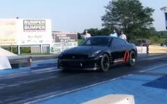 日産 GT-R に最大出力1700psの怪物、0-400m加速8秒以下の新記録[動画] 画像