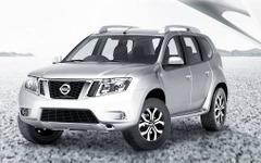 日産 テラノ 新型、インドで発表…インド専用小型SUVに 画像