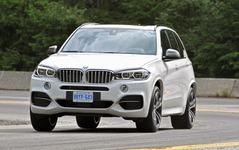 【フランクフルトモーターショー13】BMW X5 新型にMディーゼル、M50d…0‐100km/h加速5.3秒 画像