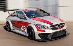 【フランクフルトモーターショー13】メルセデス CLA45AMG にレーサー…モータースポーツに実戦投入へ 画像