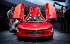 【フランクフルトモーターショー13】VW XL1、欧州複合モード111.1km/リットル[詳細画像] 画像