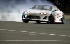 トヨタ 86 のモンスターマシン、高速ドリフトでギネス新記録…217.97km/h[動画] 画像