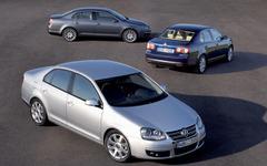 世界統一名称『ジェッタ』---VW ボーラ 後継、ゴルフ 派生 画像