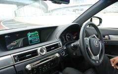 【ITS世界会議13】ドライバーの操作なしで高速走行、トヨタの自動運転 画像