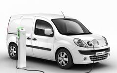 ルノー カングーの商用EV、欧州累計販売が1万1000台突破 画像