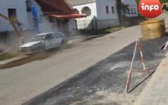 ラリーマシンがコースアウト、観客6名が負傷…ハンガリー[動画] 画像