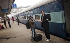 インド鉄道、発着状況を確認出来るウェブサービスを発表 画像