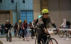 【サイクルモード13】自転車の魅力や楽しみ方、マナーアップとともに発信 画像