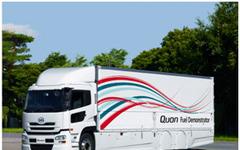 【東京モーターショー13】UDトラックス、低燃費を追求した実験車両を世界初公開 画像