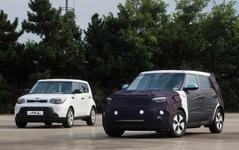 韓国キア、ソウル EV の詳細発表…米国初の市販EV 画像