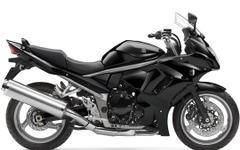 スズキ、大型ロードスポーツ バンディット1250F ABS に新色追加 画像