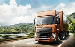 【東京モーターショー13】UDトラックス、新興国向け大型トラック クエスター を日本初公開 画像