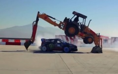 ケン・ブロック、フォード フィエスタ の650psラリーカーで大爆走…『ジムカーナ6』公開[動画] 画像