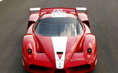 【フェラーリ FXX 開発】あなたがテストドライバー 画像