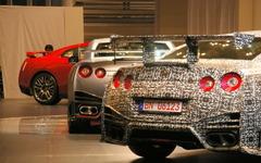 【東京モーターショー13】日産 GT-R 2014年モデル、新デザインのLEDランプ採用 画像
