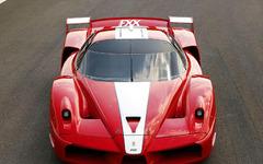 【フェラーリ FXX 開発】39種類のパラメーター 画像