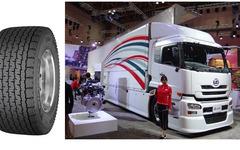 【東京モーターショー13】ミシュラン、UDトラックスの実験車両に X One を装着…燃費改善に貢献 画像