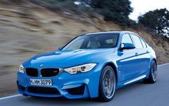 【デトロイトモーターショー14】BMW M3セダン 新型と M4 クーペ、初公開へ…カーボン製ルーフで80kgの軽量化 画像