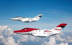 ホンダジェット、FAAの型式検査承認を取得…型式証明取得は2015年1~3月の予定 画像