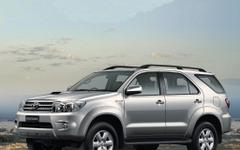 トヨタのフォーチュナー、インド国内SUV市場で売り上げ好調 画像