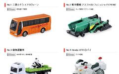 トミカ値上げ、単品モデルは90円アップの450円に 画像