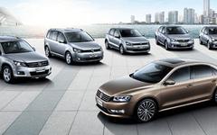 2013年の中国新車販売、VWが9年ぶりの首位…GMを抑える 画像