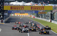 【F1】日本GP、3月9日よりチケット発売…可夢偉応援席も復活 画像