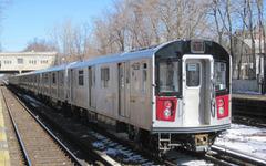 川崎重工、CBTC対応の新型車両をニューヨーク地下鉄に納入 画像