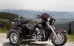 ハーレーダビッドソンジャパン、三輪オートバイを日本導入…400万4000円から 画像