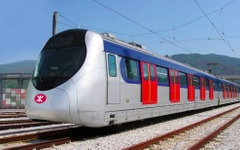 川崎重工など3社、香港MTR東西路線の車両を受注 画像