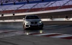 BMW 2シリーズクーペ にロボットカー…自動ドリフト走行[動画] 画像