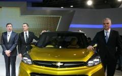 【デリーモーターショー14】シボレーの小型SUVコンセプト、アドラ…インドとオーストラリアの合作 画像