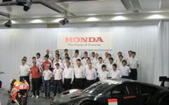 今季SUPER GTに新NSX投入のホンダ、元F1ドライバーのリウッツィを陣営に加える 画像