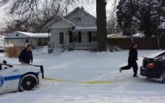 スバル インプレッサ WRX、雪でスタックした警察車両を救出…米国[動画] 画像