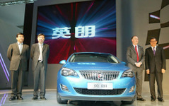 1月のGM中国新車販売、34万台超え…月販過去最高 画像