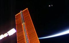 ナノラックス 国際宇宙ステーション「きぼう」エアロックから2機の人工衛星放出に成功 画像