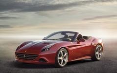【ジュネーブモーターショー14】フェラーリ、カリフォルニア T 発表…3.8 V8ターボは560ps 画像