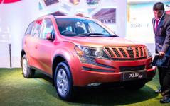 【デリーモーターショー14】インド国産、上級SUV…マヒンドラ XUV500[詳細画像] 画像