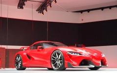 トヨタの新型スポーツカー、車名は「スープラ」か…米国の商標登録から判明 画像