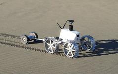 民間月探査機『ハクト』、GoogleルナXプライズ中間賞にノミネート 画像
