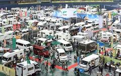 【大阪キャンピングカーショー14】軽キャンパーからトレーラーまで150台が集結…22日、23日に京セラドームで開催 画像
