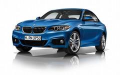 【BMW 2シリーズ クーペ 発売】1シリーズ クーペ後継モデル 画像