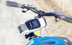 【GARMIN VIRB J インプレ前編】GPSトップメーカーが作ったアクションカムは形も機能も個性満載 画像