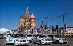 ソチ冬季五輪、ロシアのメダリストにご褒美…合計33台のメルセデスベンツ贈呈 画像