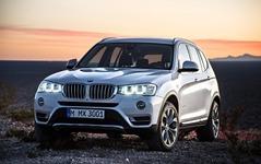 【ジュネーブモーターショー14】BMW X3 に改良新型…最新ディーゼル初搭載 画像