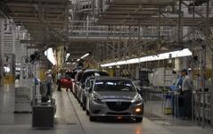 マツダのメキシコ工場、宇品工場のノウハウを最大限に活用 画像